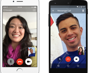 Facebook Introduced Video Calling On Messenger