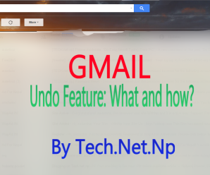 Google Mail's New UNDO Feature
